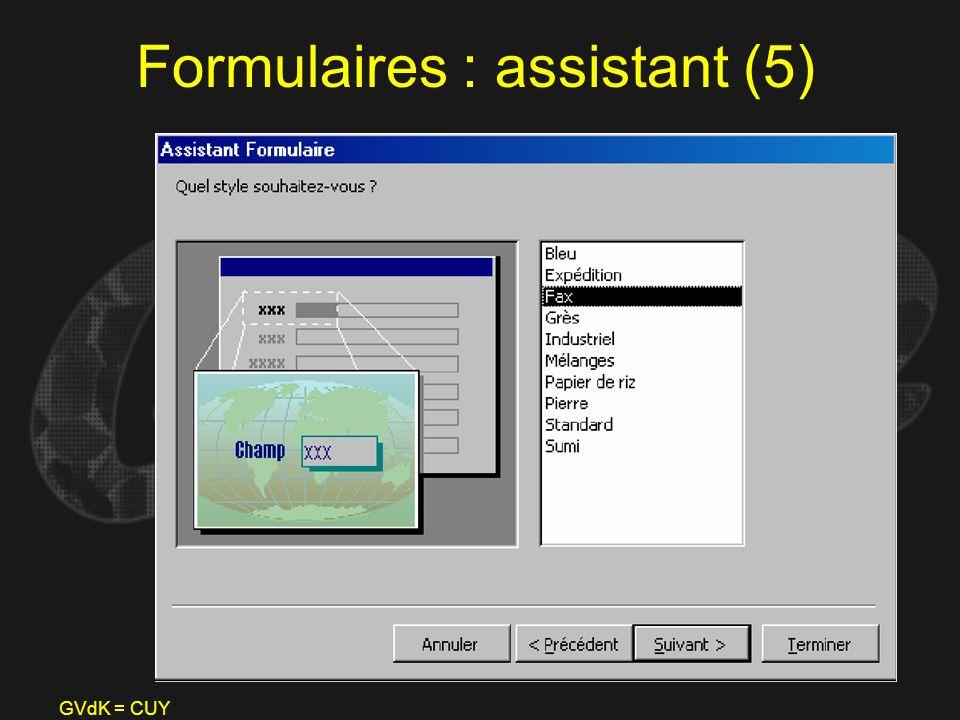 GVdK = CUY Formulaires : assistant (5)