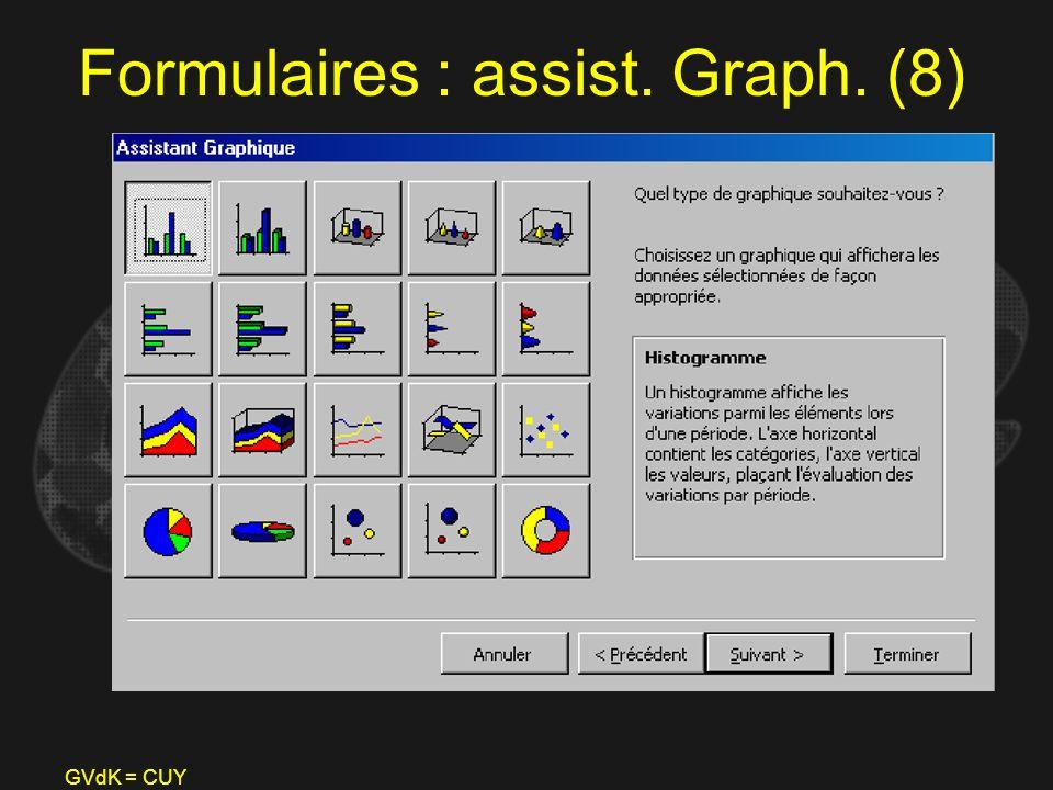 GVdK = CUY Formulaires : assist. Graph. (8)