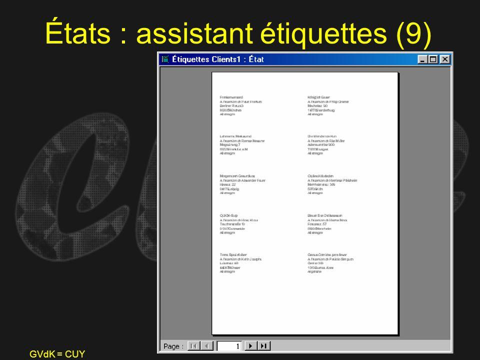 GVdK = CUY États : assistant étiquettes (9)
