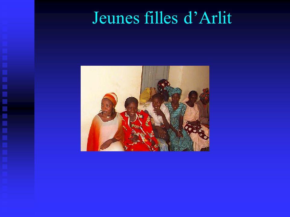 Jeunes filles dArlit