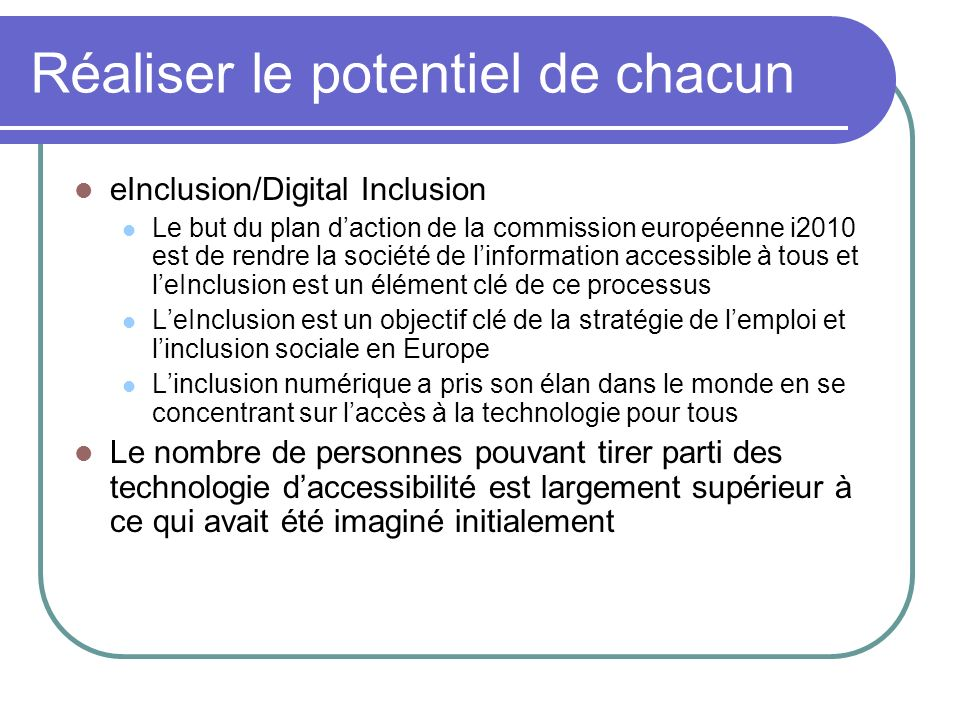 Evaluation et validation dun site Web MCMS 2002 La définition de loutillage pourra sappuyer sur les éléments dinformation de la page « Selecting Web Accessibility Evaluation Tools » sur le site Web W3C/WAI ainsi que :Selecting Web Accessibility Evaluation Tools La liste de plus de 30 outils pouvant servir à lévaluation, à la reconfiguration, à la réparation, au filtrage ou encore à la transformation proposée à la page « Evaluation, Repair, and Transformation Tools for Web Content Accessibility » sur le site Web W3C/WAI comme le WAI HTML Table Linearizer Entry Form ;Evaluation, Repair, and Transformation Tools for Web Content AccessibilityWAI HTML Table Linearizer Entry Form Celle proposée par le site AccessiWeb à la page « Outils et technologies » ;Outils et technologies En première approche, la méthode dévaluation proposée par le site AccessiWeb peut être considérée.