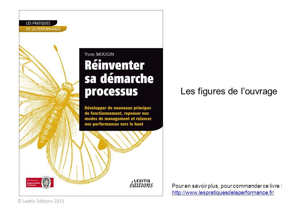 © Lexitis Editions 2011 Les figures de louvrage Pour en savoir plus, pour commander ce livre : http://www.lespratiquesdelaperformance.fr/