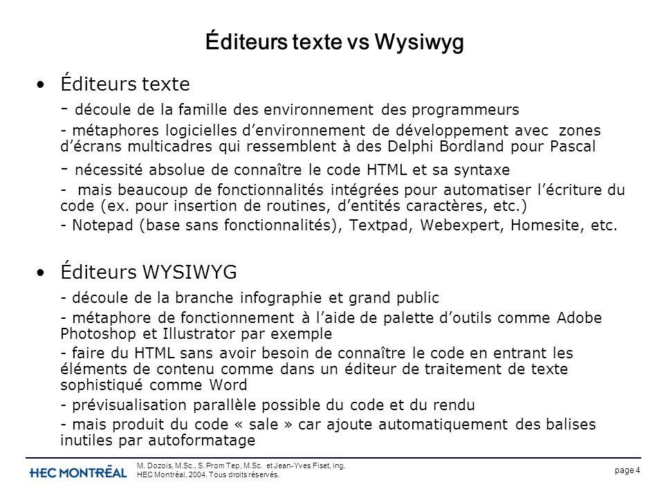page 15 M.Dozois, M.Sc., S. Prom Tep, M.Sc. et Jean-Yves Fiset, ing.