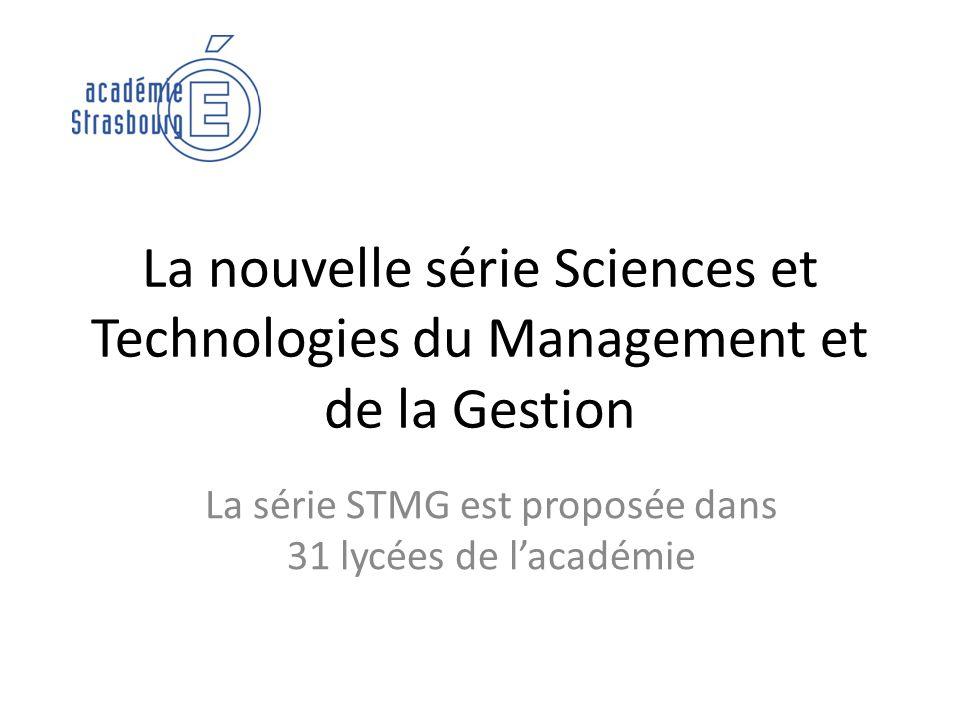 STMG du lycée technologique vers le post-baccalauréat : métiers et formations