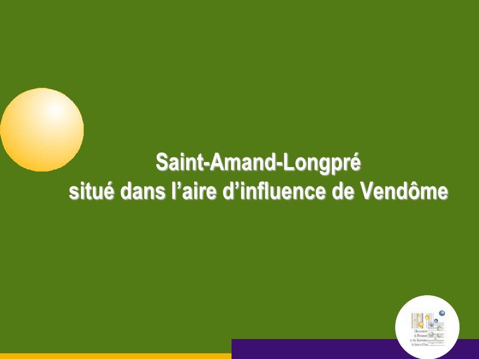 15 septembre 2005 Saint-Amand-Longpré situé dans laire dinfluence de Vendôme