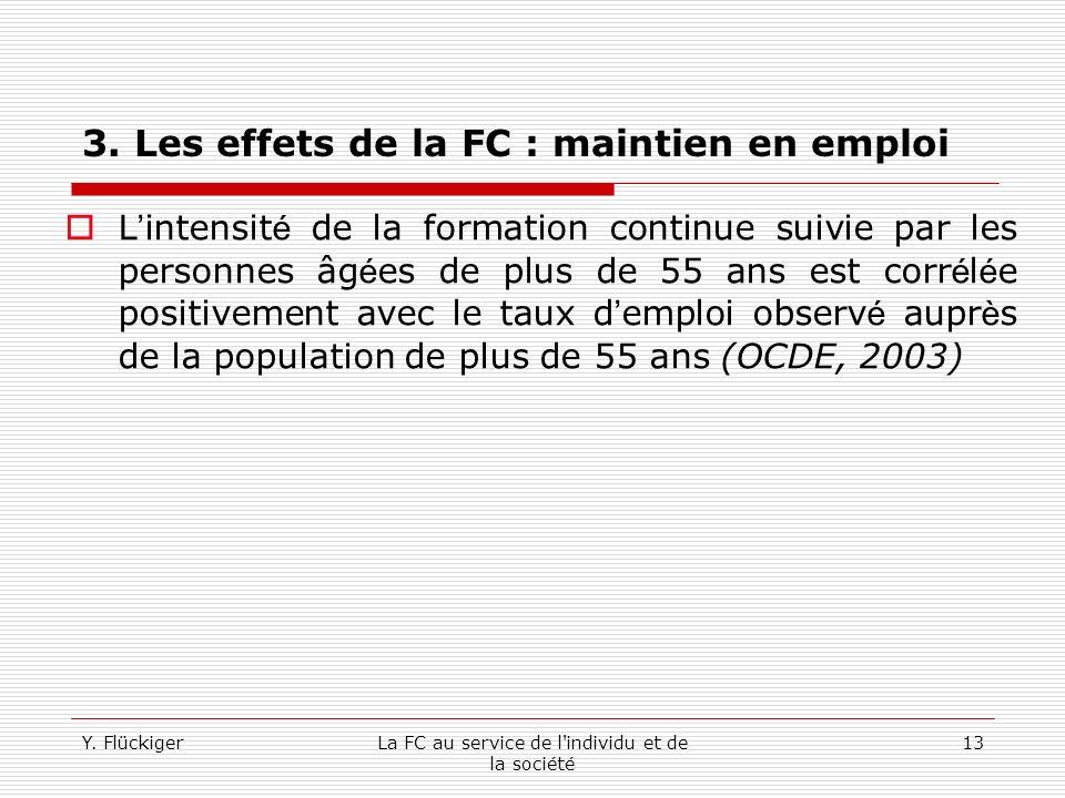Depuis le début des années 70, la Suisse a subi une progression du socle « incompressible » de chômage 12