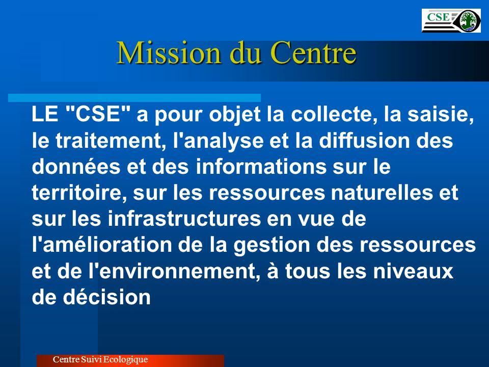Mission du Centre LE