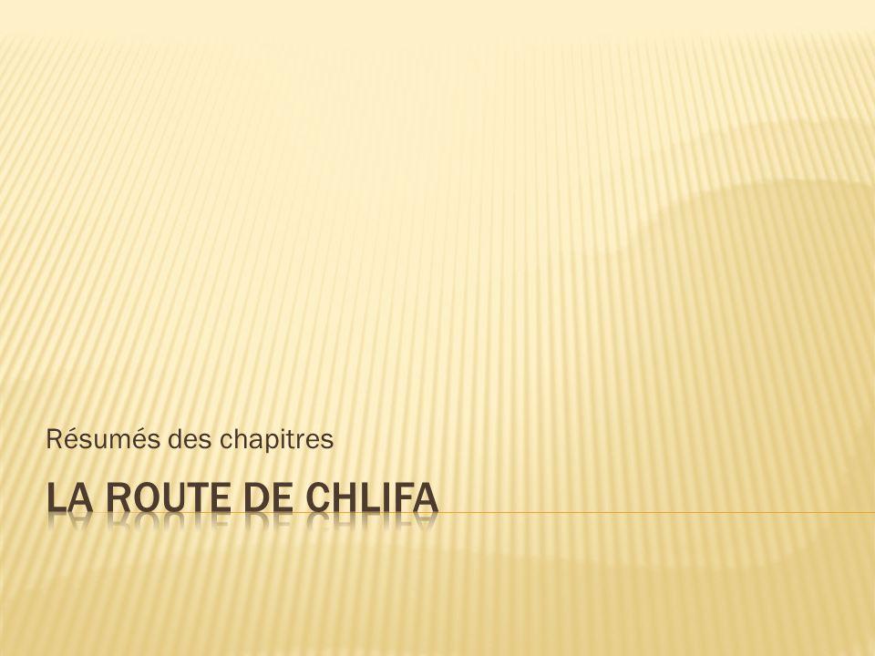 Résumés des chapitres