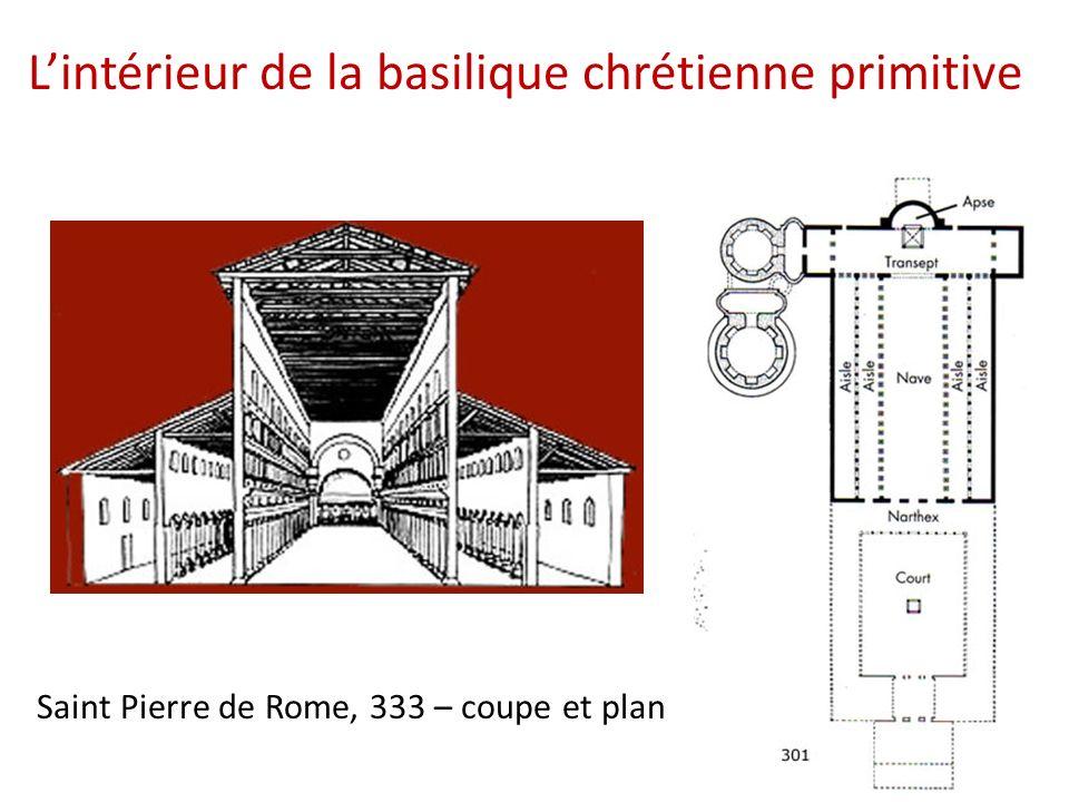 Loriginalité des mosaïques chrétiennes La technique de la mosaïque était surtout utilisée par les Romains comme revêtement des sols (les tesselles étaient de différents tons de marbre); murale, elle était de petites dimensions.