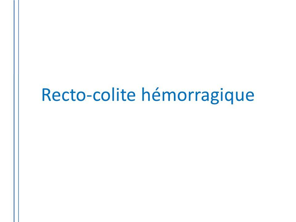 Recto-colite hémorragique