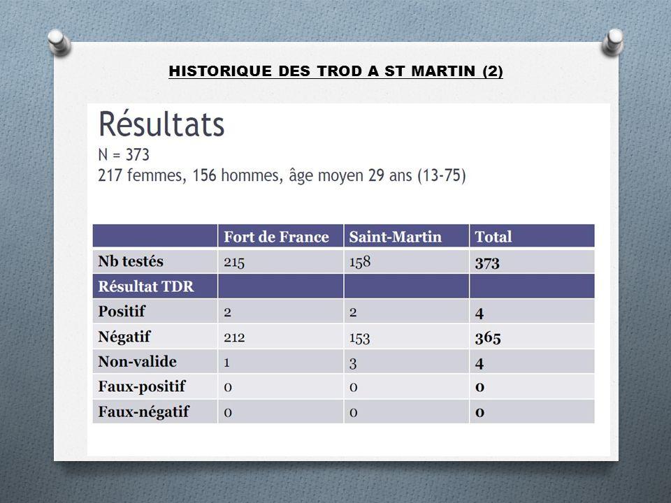 HISTORIQUE DES TROD A ST MARTIN (2)