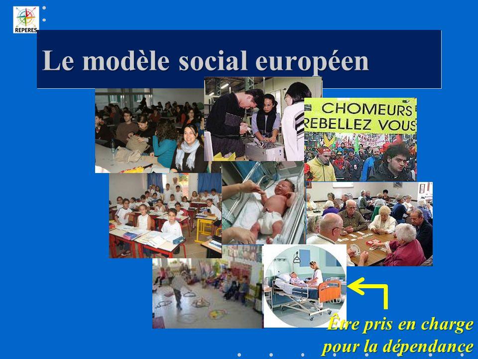 Le modèle social européen Être pris en charge pour la dépendance
