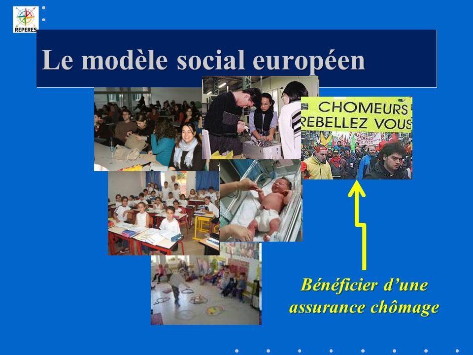 Le modèle social européen Bénéficier dune pension de retraite