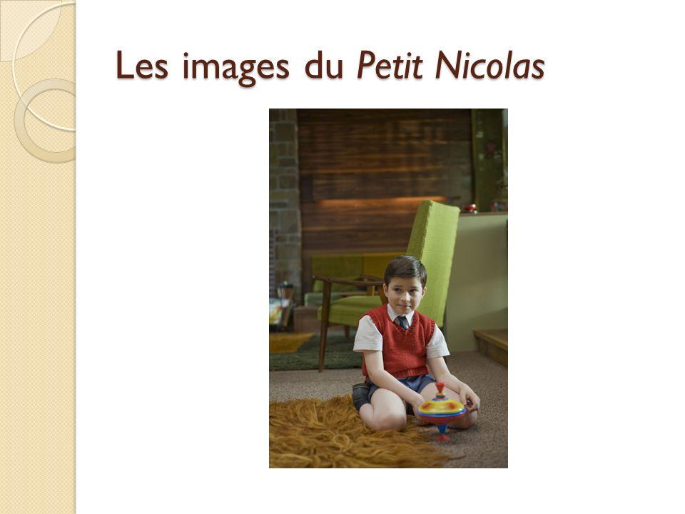 Les images du Petit Nicolas