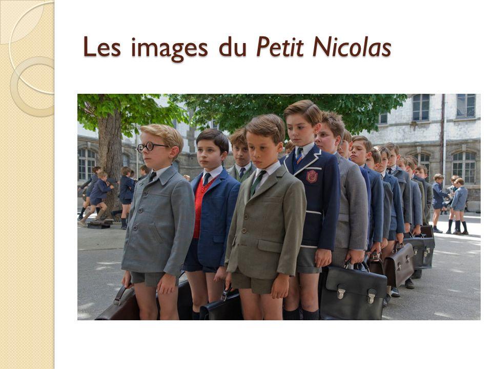 Leçon 2: Le futur de Nicolas Questions organisatrices: Quels sont les rêves de Nicolas et ses amis au début du film.