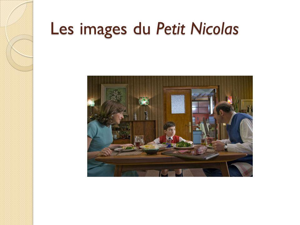 Leçon 2: Le futur de Nicolas Activités complémentaires: Comment expliquerez-vous la réponse de Nicolas à la question de la maîtresse au début du film.