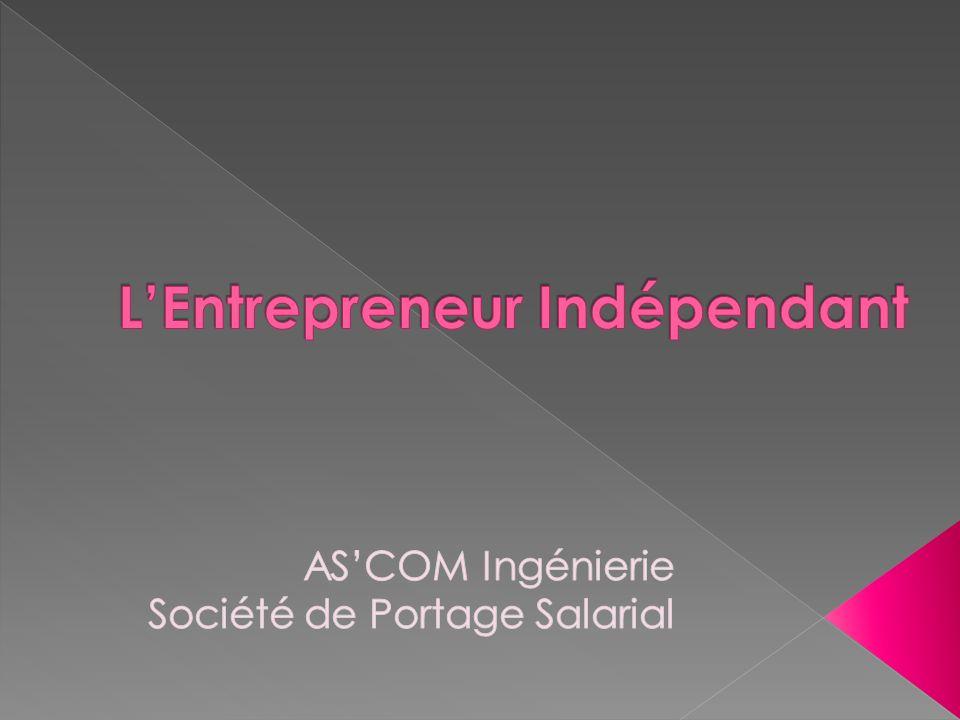 Travailler en indépendant Les différents statuts entrepreneuriaux Les bonnes adresses Nous contacter