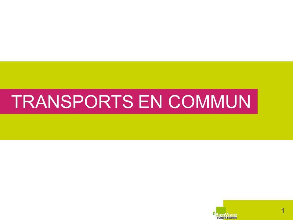 TRANSPORTS EN COMMUN 1
