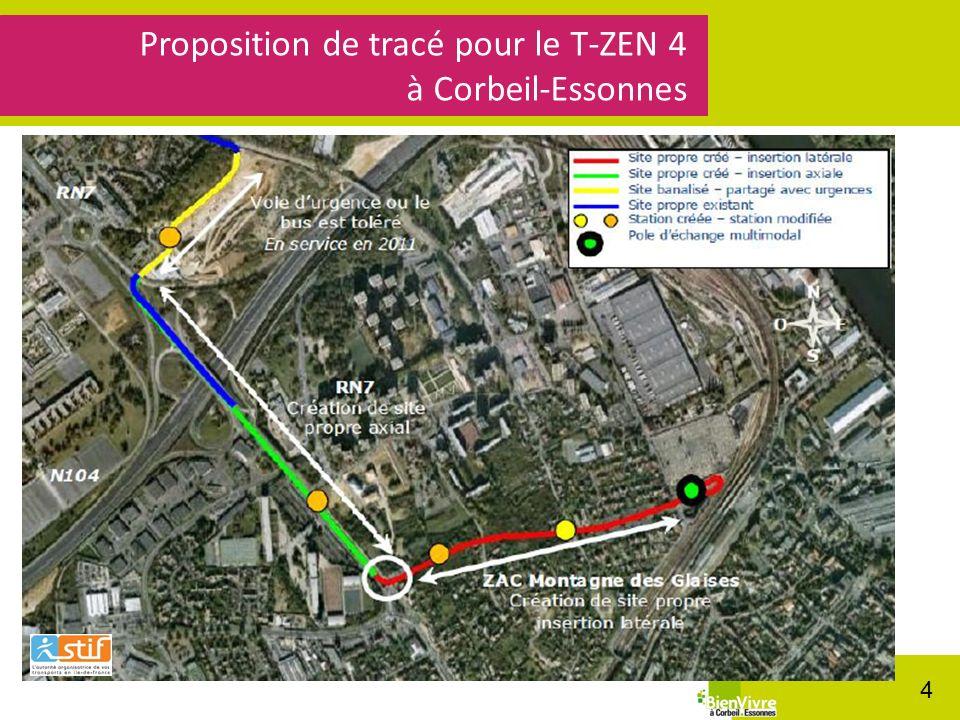 Proposition de tracé pour le T-ZEN 4 à Corbeil-Essonnes 4