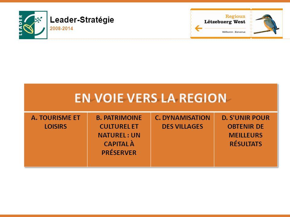 Leader-Stratégie 2008-2014