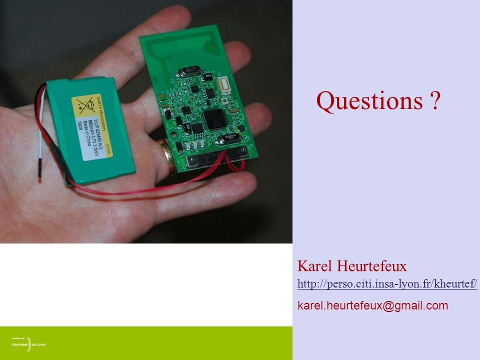 17/17 karel.heurtefeux@gmail.com Karel Heurtefeux Questions ? http://perso.citi.insa-lyon.fr/kheurtef/