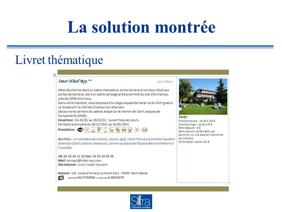 Le Contexte Ma structure .Office de Tourisme de Combloux Combien de salariés dans ma structure .