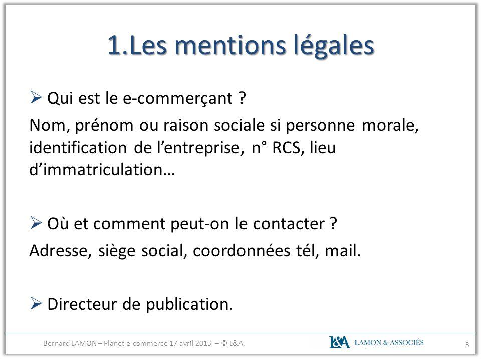 4.La responsabilité éditoriale Distinction entre éditeur et hébergeur de contenu.