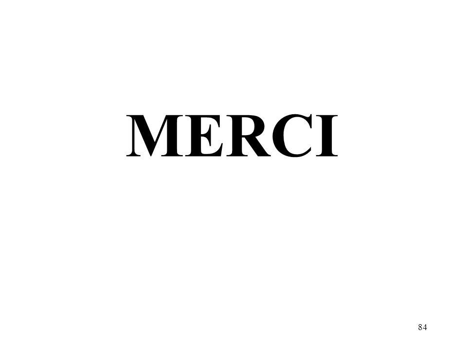 84 MERCI