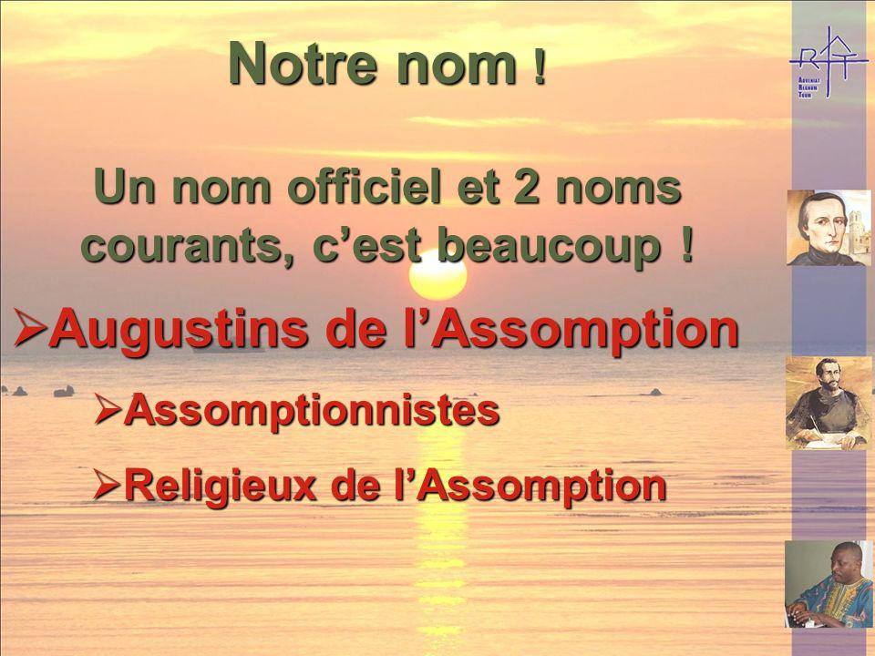Comment ? Une « petite congrégation entre les Jésuites et les Dominicains » Une « petite congrégation entre les Jésuites et les Dominicains » Etudes E