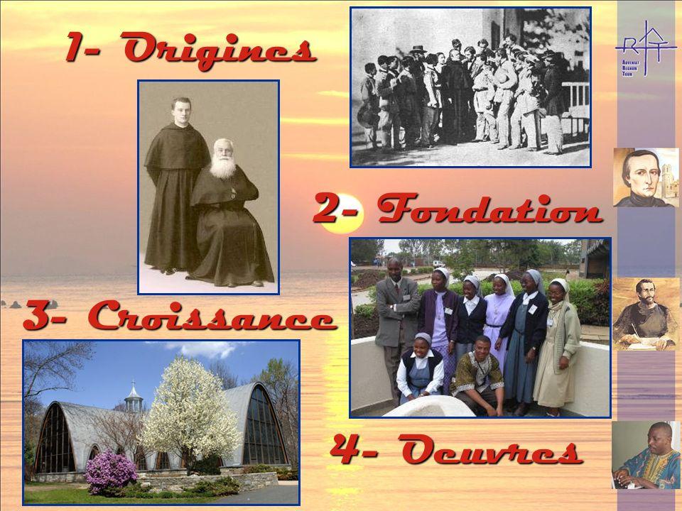 Présence dans le monde (2002): environ 160 religieuses, 21 communautés dans 11 pays Europe : France, Belgique, Italie Amérique : Argentine.
