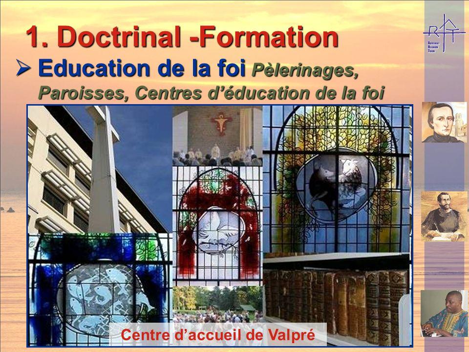 1. Doctrinal -Formation Recherche Etudes Byzantines, Etudes Augustiniennes, Patristique Recherche Etudes Byzantines, Etudes Augustiniennes, Patristiqu