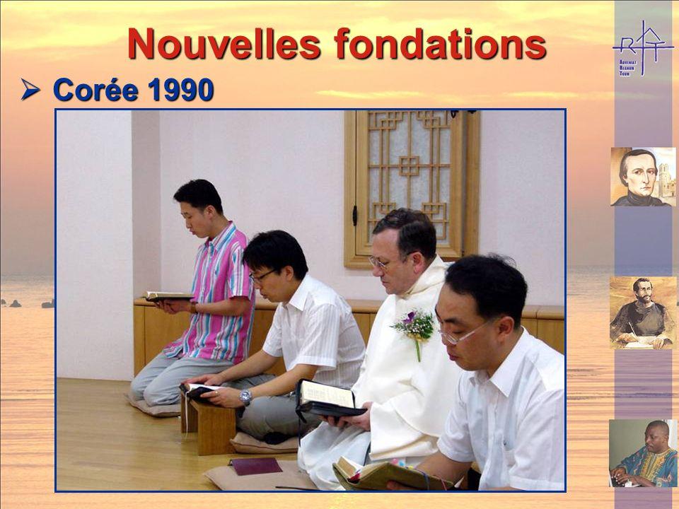 3. Œcuménisme 3. Œcuménisme Dialogue interreligieux Dialogue interreligieux U E A 2003 Etudes, Sessions, présence dans des pays à minorités chrétienne