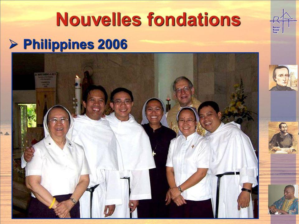 Nouvelles fondations Nouvelles fondations Tanzanie 1997 Tanzanie 1997