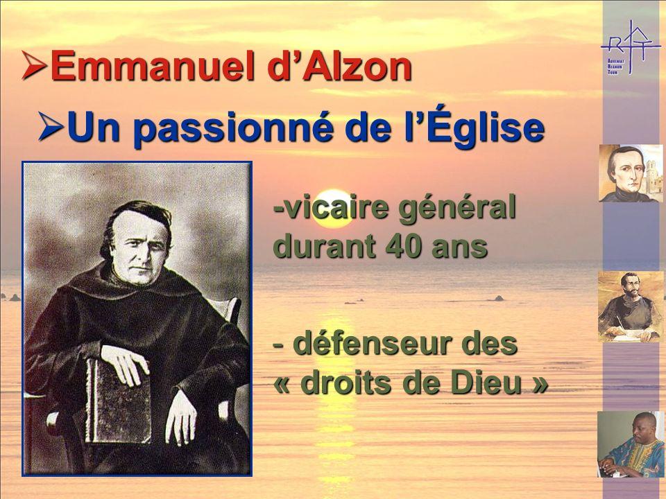 Un « chevalier de Dieu » engagé dans toutes les batailles impliquant Dieu et lEglise Un « chevalier de Dieu » engagé dans toutes les batailles impliqu