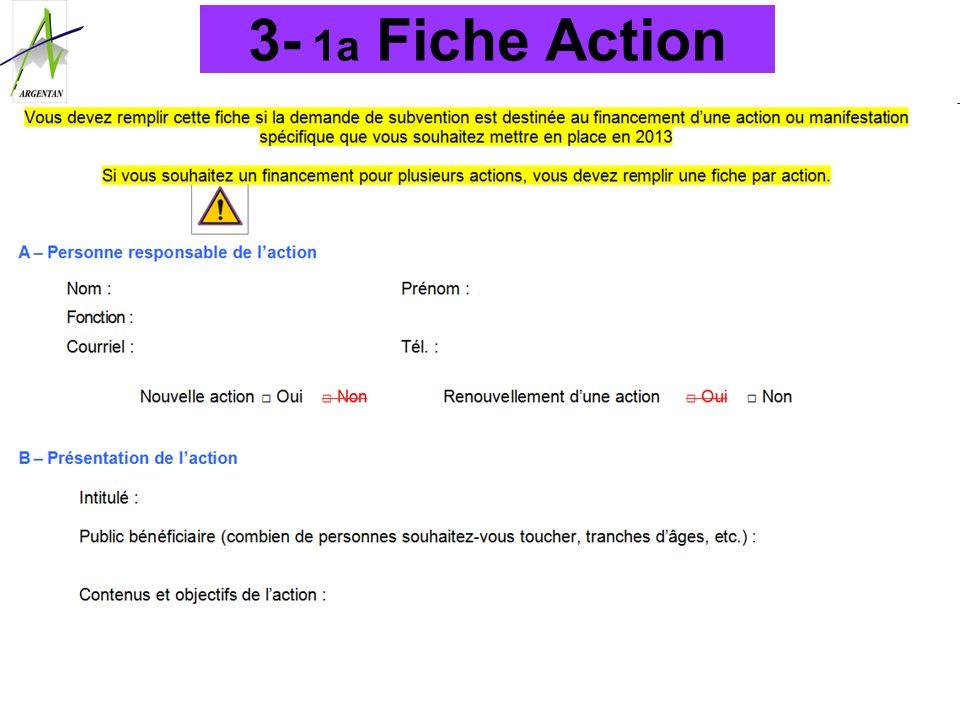 3- 1a Fiche Action