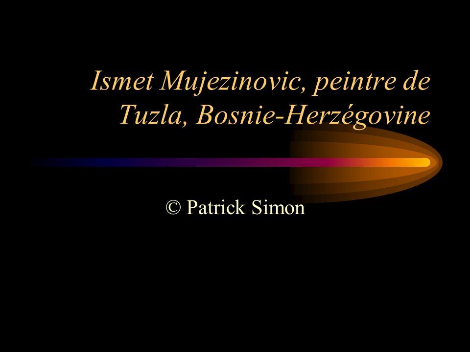 Quelques dates de repères Né à Tuzla le 2 décembre en 1907 Il crée une œuvre, La main pour entrer à lacadémie de Zagreb.