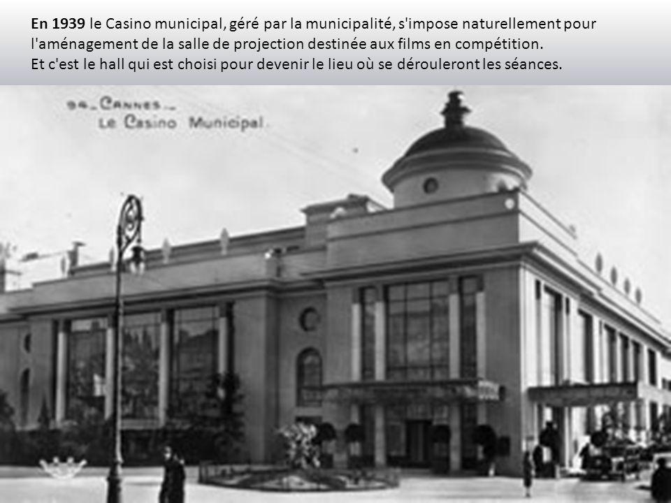 Le festival de Cannes, fondé en 1946 sous l égide de Jean Zay, ministre des Beaux- Arts du Front populaire, et appelé jusquen 2002 le Festival international du film, est un festival de cinéma international se déroulant chaque année à Cannes - Alpes-Maritimes, France durant douze jours.