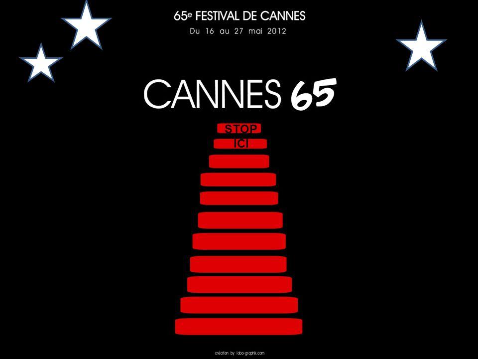 Marilyn Monroe effigie du 65e festival de Cannes
