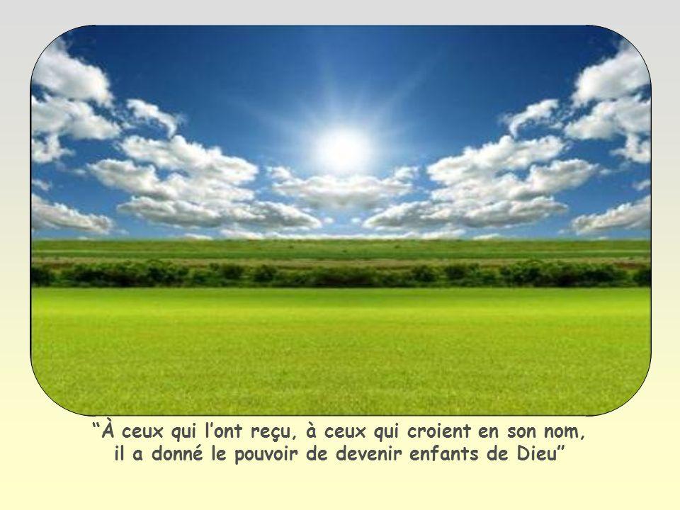 Nous pouvons ainsi faire nôtre sa divine invocation : Abba, Père .