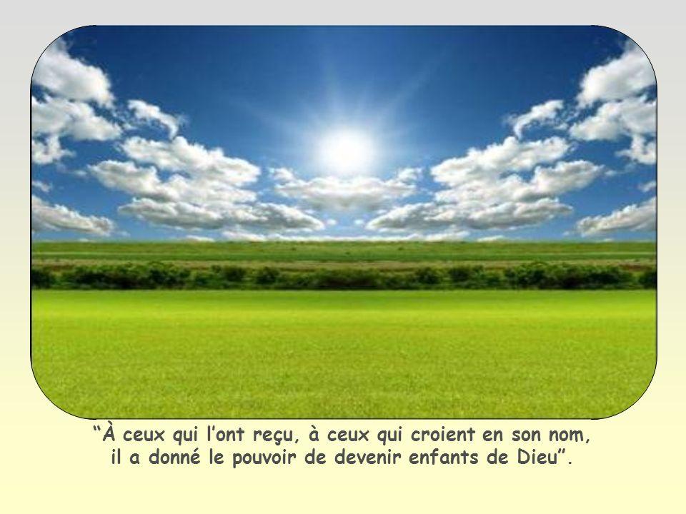 Accueillir Jésus revient en fait à le reconnaître en chacun de nos prochains.