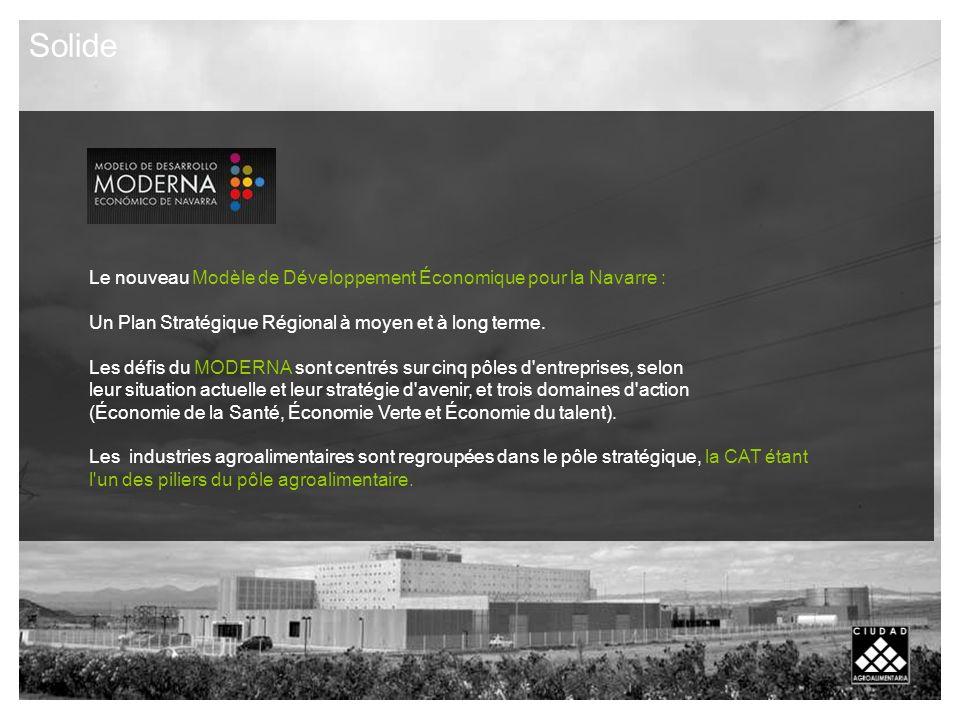 Le nouveau Modèle de Développement Économique pour la Navarre : Un Plan Stratégique Régional à moyen et à long terme.