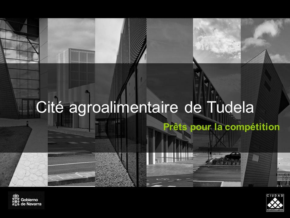 Cité agroalimentaire de Tudela Prêts pour la compétition