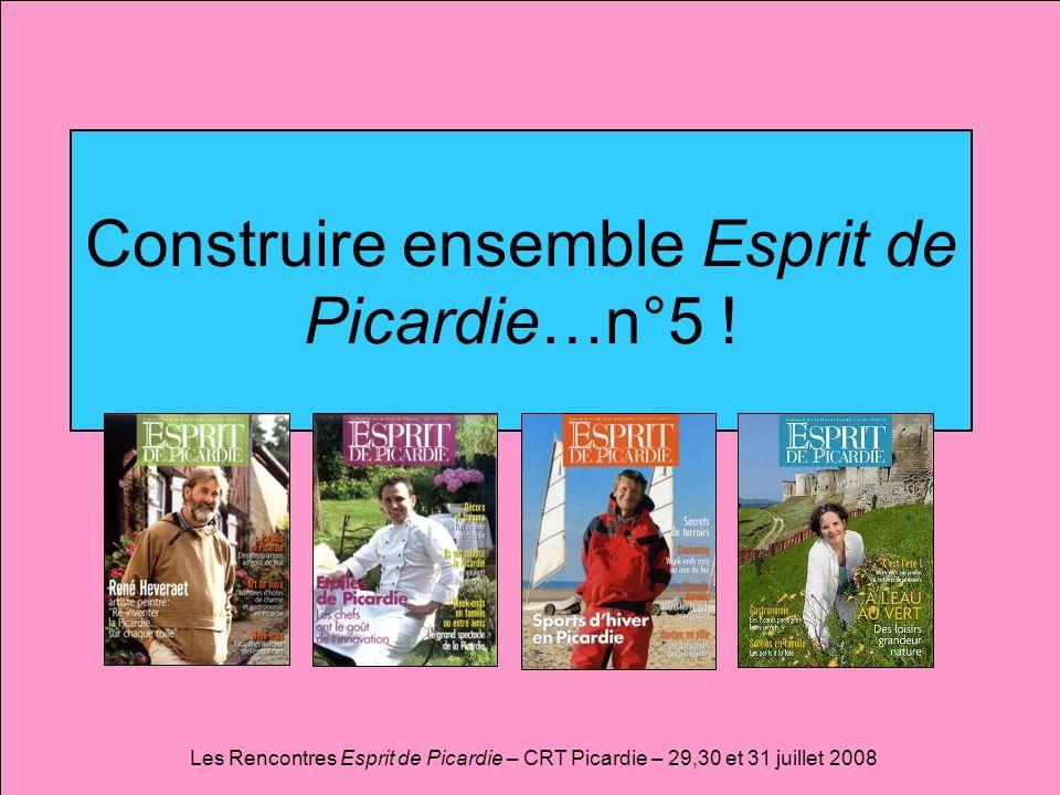 Construire ensemble Esprit de Picardie…n°5 .