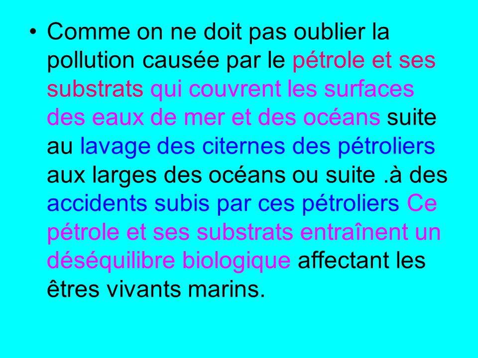 I - les eaux polluées A/ définition de leau polluée cest une eau dont la composition est modifiée et qui a un caractère gênant ou nuisible pour les usages humains.