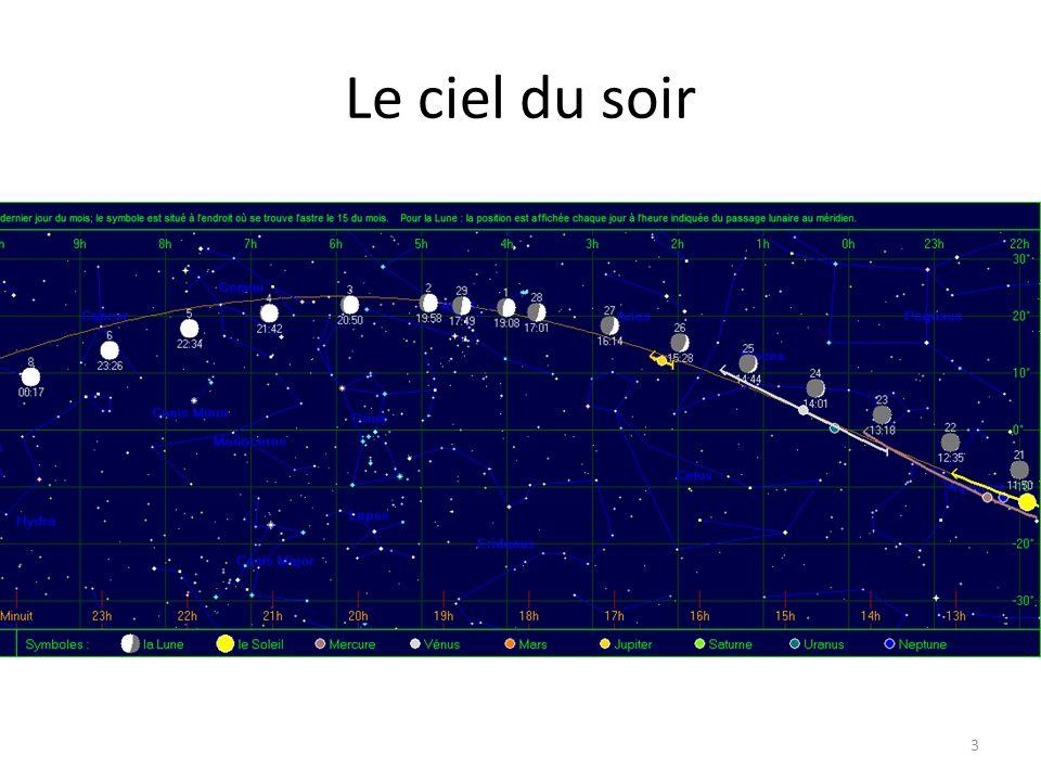 Lune et Mercure le 22 fév. 14