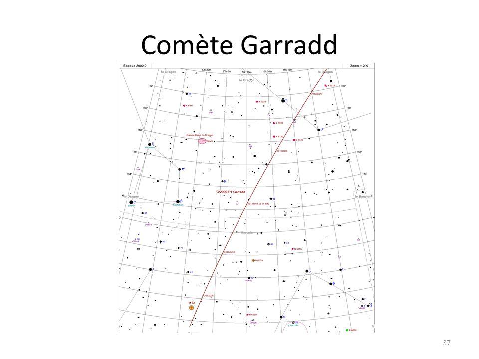 Comète Garradd 37