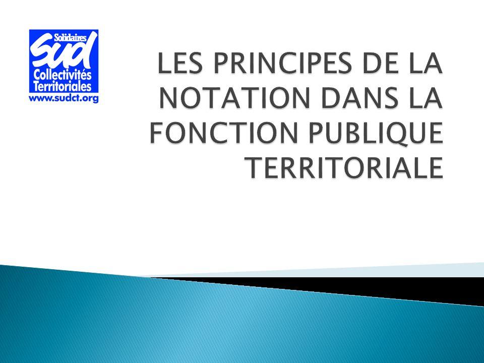 Ce volet est ouvertement basé sur la performance : http://www.minefi.gouv.fr/lolf/4clics/clic3.htm La suppression de la notation sera généralisée à tous les fonctionnaires dEtat au 1 er janvier 2012.