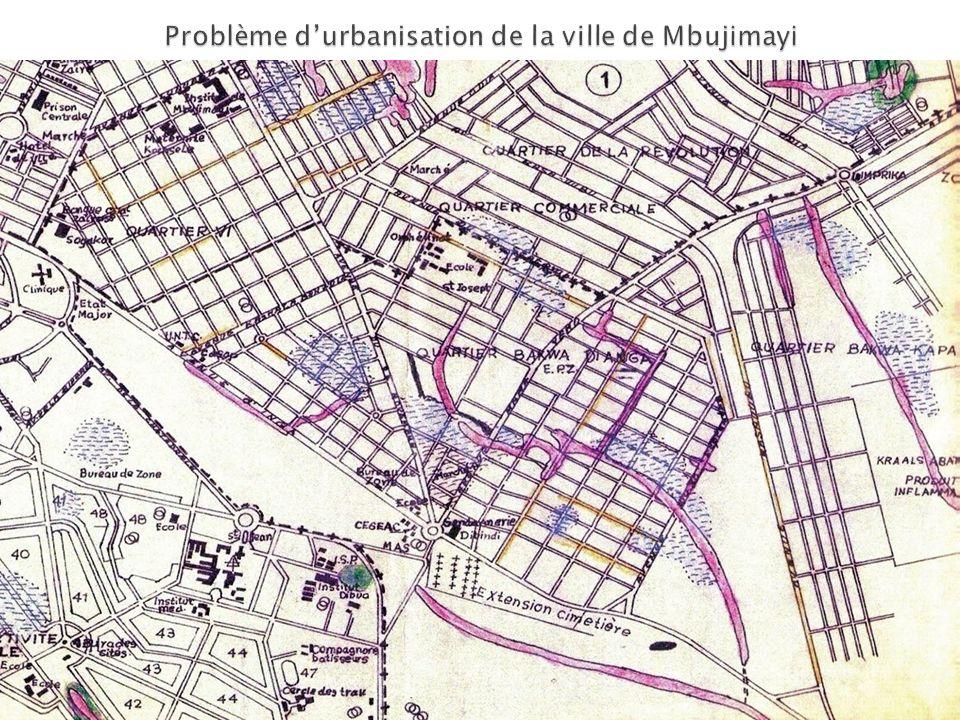 La réponse au besoin de logement sest effectué sans normes urbanistiques Lindice de bâti par parcelle est passé de 20 à 80% au quart hectare Les maiso