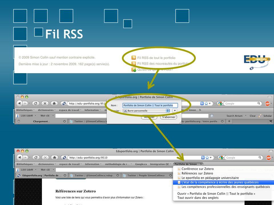 Fil RSS