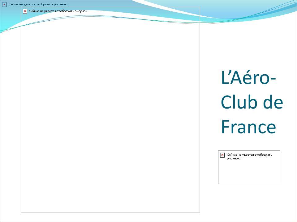 LAéro- Club de France
